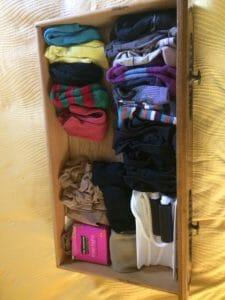 sock drawer - after
