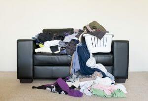 laundry clutter hotspot